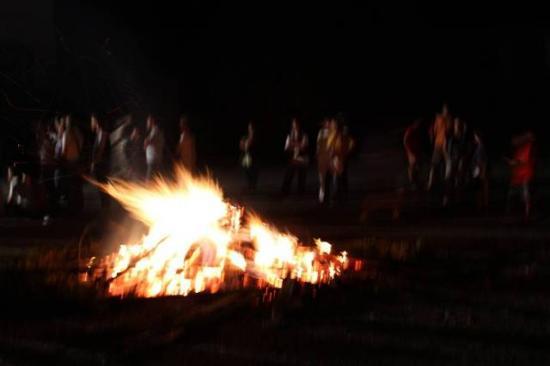 foc de tabara